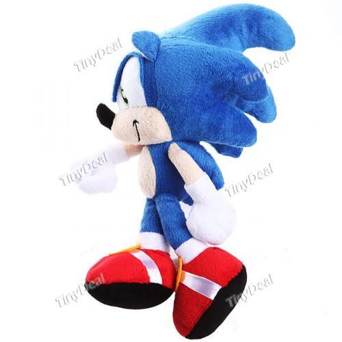 (HK) Sonic The Hedgehog Plüsch Figur für 7.47€ @ Tinydeal