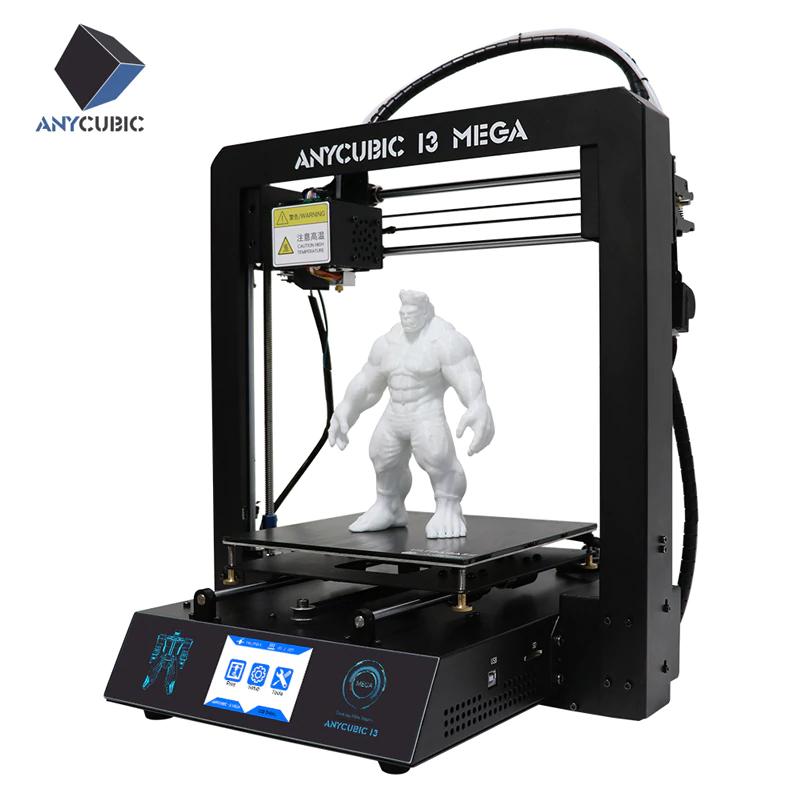 Anycubic i3 Mega 3D Drucker incl. 1 KG PLA Filament