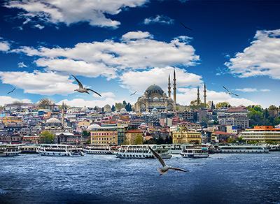 Flüge: Istanbul / Türkei ( März - Juli ) Nonstop Hin- und Rückflug von Düsseldorf nach Istanbul ab 91€ inkl. 30Kg Gepäck
