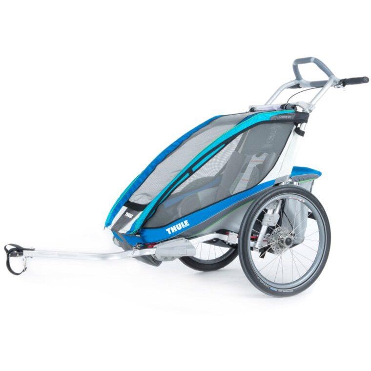 Thule Chariot CX1 + Fahrradset