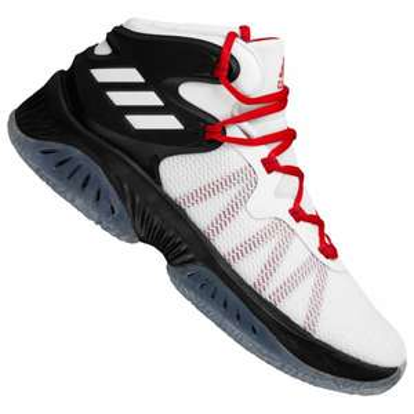 [SporSpar ]Adidas Explosive Bounce Herren Basketballschuhe