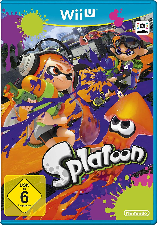 Splatoon (Wii U) für 19,99€ (Amazon Prime)