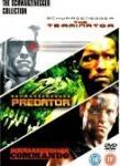 The Terminator / Predator / Phantom Commando -          3 kultige Arnie-Kracher auf Englisch mit österreichischem Akzent!