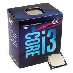Intel Core i3 8100 | 4x 3.60GHz | Boxed CPU | Sockel 1151 | Coffee Lake