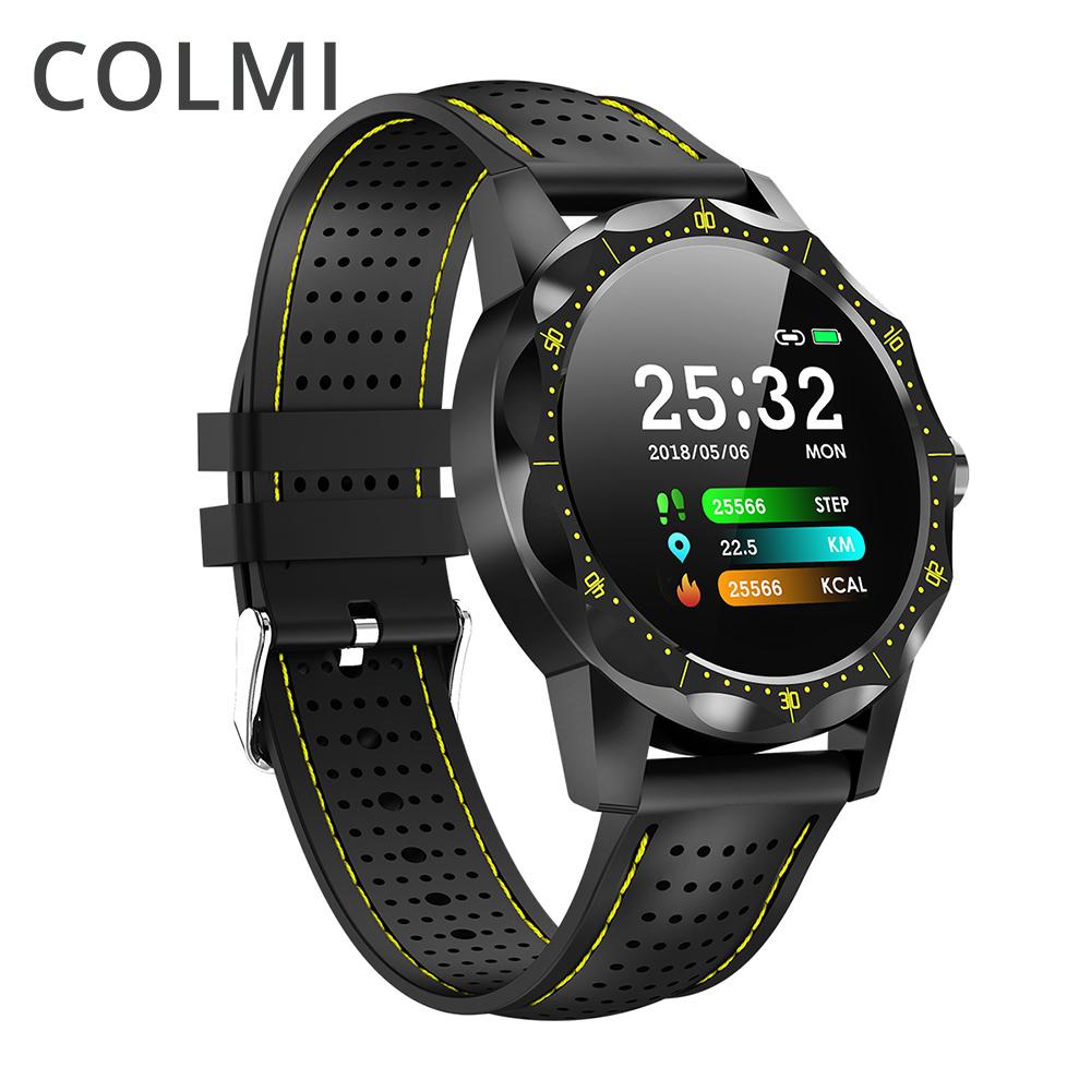 [Aliexpress] COLMI SKY 1 Smart Watch Men IP68 Waterproof Activity Tracker Fitness