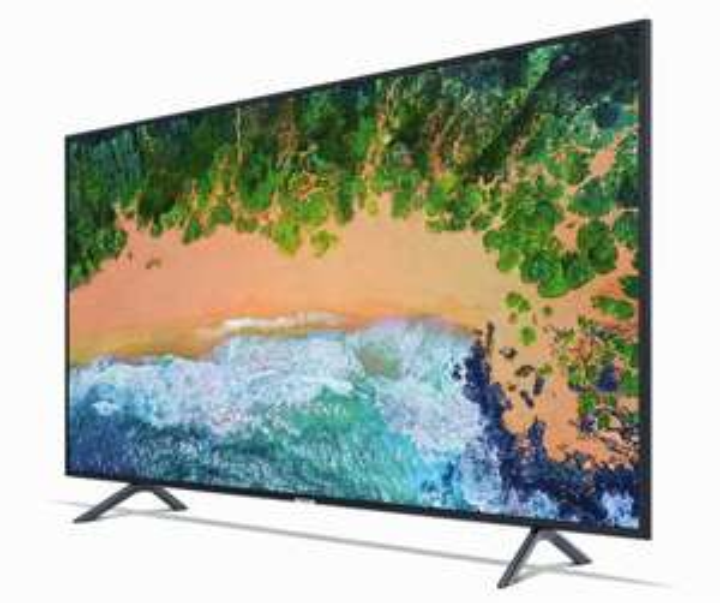 [LOKAL Expert Technomarkt Südbayern] Samsung UE55NU7179 138 cm (55 Zoll) LED Fernseher (Smart TV, Ultra HD, 50Hz, Triple Tuner)