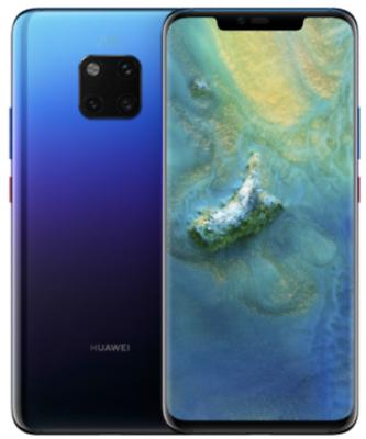 Huawei Mate 20 Pro LYA-L09 128GB - Twilight oder Schwarz Single SIM für 679,99€ statt 776€