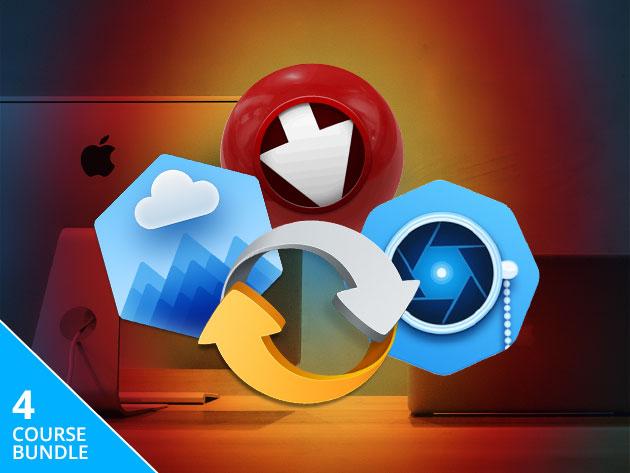 CloudMounter, SyncMate 7, Airy und VideoDuke für macOS im StackSocial Bundle