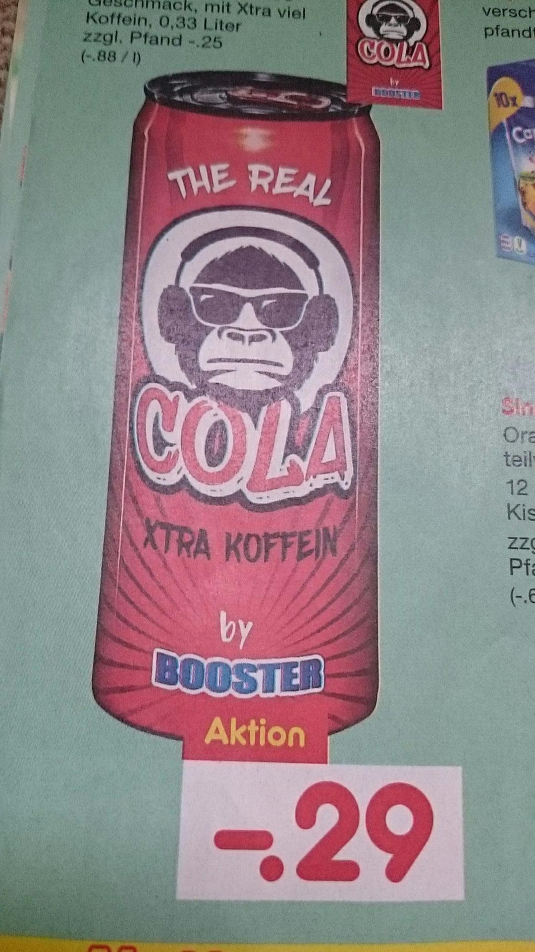 Booster Cola Netto