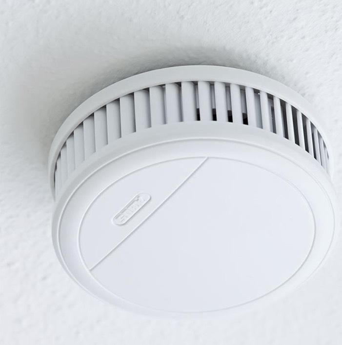 ABUS RM23 Rauchmelder Brandmelder Hitzewarnmelder auch geeignet für Küchen [eBay]