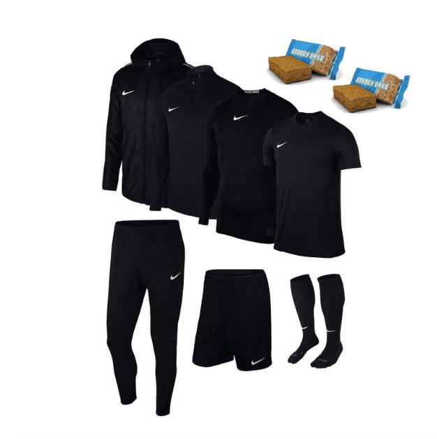 Nike Trainingsset Academy 18 7-teilig für nur 89,99€