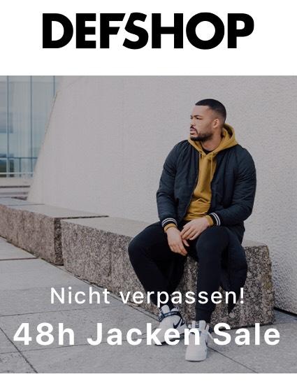 Jacken Sale bei DefShop