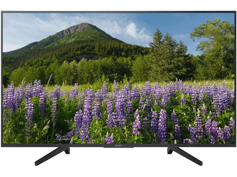 SONY KD-43XF7005 LED TV (Flat, 43 Zoll, UHD 4K, SMART TV)