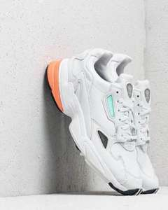 "adidas Falcon ""Crystal White Easy Orange"" (Gr. 37-43)"