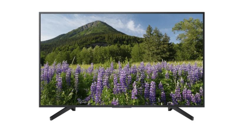 [amazon] SONY KD-65XF7005, 164 CM (65 ZOLL), UHD 4K, SMART TV, LED TV, DVB-T2 HD, DVB-C, DVB-S, DVB-S2