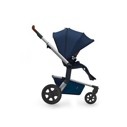 Joolz Hub Kinderwagen inkl. Wanne & Fußsack Earth Parrot Blue