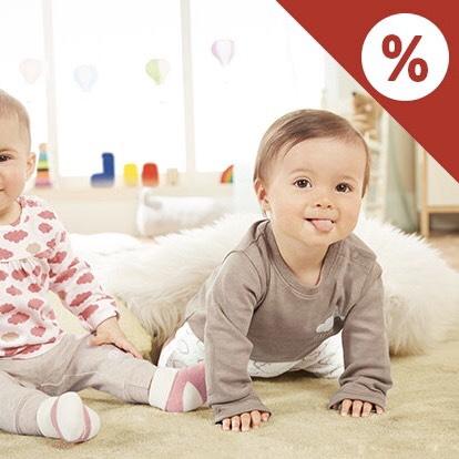 Lidl Supersale Lupilu Bio-Baumwolle Kleidung für Babies & Kinder (33%-50% Rabatt) Versandkostenfrei [MBW 30€]
