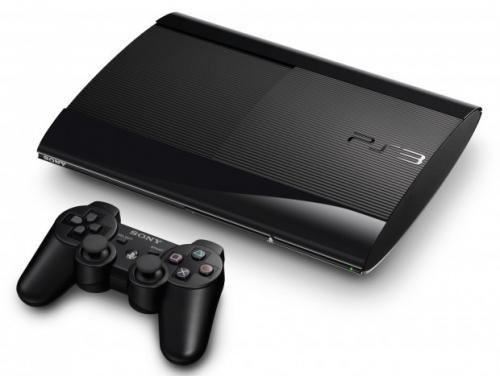SONY PlayStation 3 PS3 SUPER SLIM 500GB
