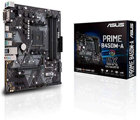 [amazon.es] Asus Prime B450M-A AM4 mATX Mainboard