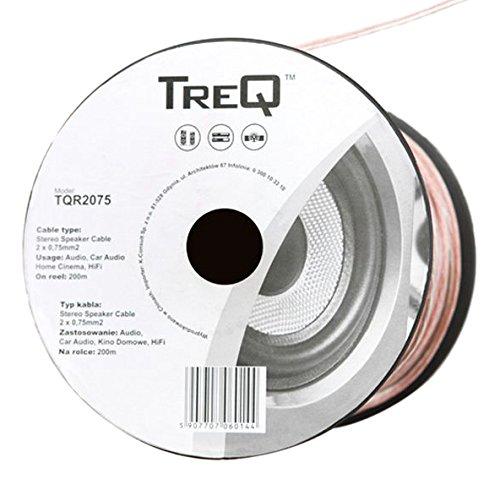 Vorbesteller-PREISFEHLER – 200m Lautsprecherkabel – 2X 0,8mm
