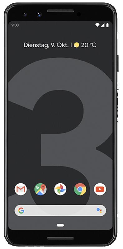 o2 Free M Boost (20GB LTE) mit Google Pixel 3 inkl. Sennheiser HD 4.50 für mtl. 34,99€