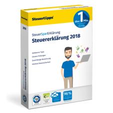[GMX] Steuersparerklärung 2018 und 2019 (4,99€+24,95€)