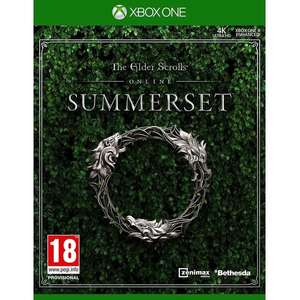 The Elder Scrolls Online: Summerset (Xbox One) [Shop4de.com]