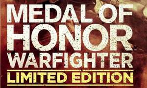 Medal of Honor Warfighter LIMITED EDITION Key EU Version (PC)