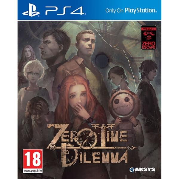 Zero Time Dilemma (PS4) für 12,99€ (Shop4DE)