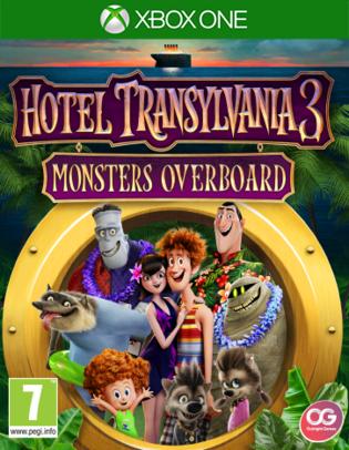 Hotel Transsilvanien 3: Monster über Bord (Xbox One) für 15,88€ (ShopTo)