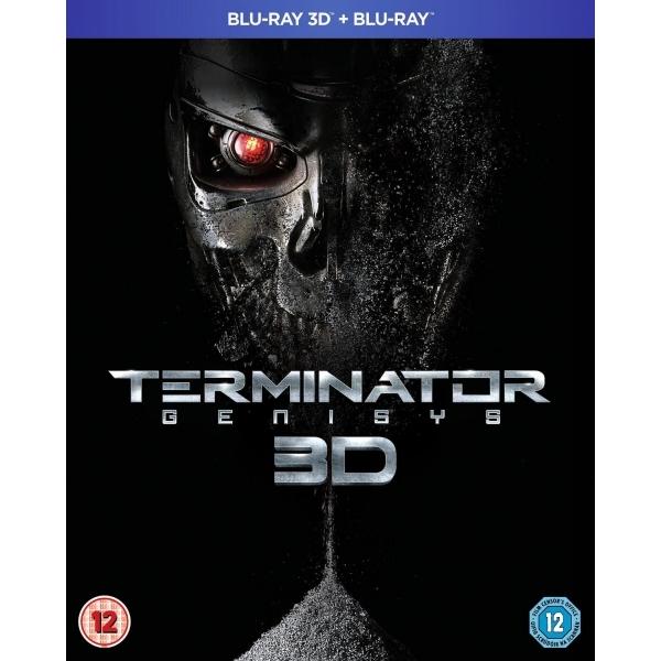 Terminator Genisys (3D Blu-ray + Blu-ray) für 5,99€ (Shop4de)