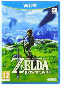 The Legend of Zelda: Breath of the Wild (Wii U) für 44,49€ (Amazon FR)