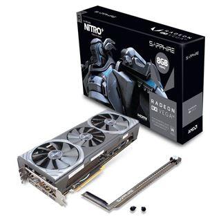 8GB Sapphire Radeon RX Vega 64 Nitro+ (Full Retail) + 3 Spiele im Mindstar