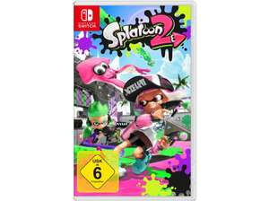 Splatoon 2 [Nintendo Switch] für 39€ (Media Markt)
