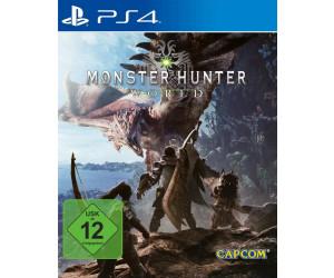 Monster Hunter: World (PS4) (USK 12+)