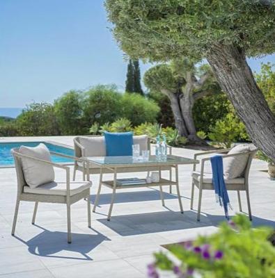 30% auf alle Möbel außer Sale bei Mömax, z.B. Loungegarnitur Lissabon Braun/beige für 313,30€ inkl. Versand statt 418€