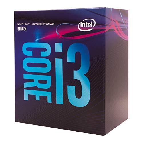 Intel I3 8100 Boxed Coffee Lake 4x3.6Ghz
