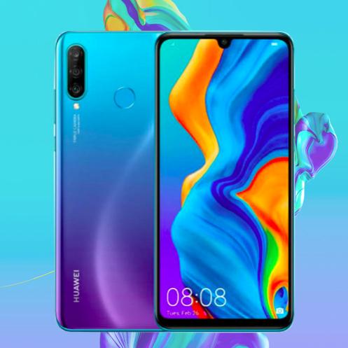 Huawei P30 Lite (103,99€ ZZ) od. P20 Lite (13,99€ ZZ) mit Klarmobil Smartphone Flat 1000 (1GB UMTS, 100 Freiminuten, Vodafone-Netz) mtl. 7,99€