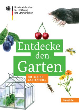 Kinderbuch Entdecke den Garten – Die kleine Gartenfibel