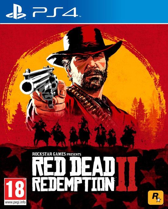 Red Dead Redemption 2 - PS4/XB1 für €35 @ Bol NL