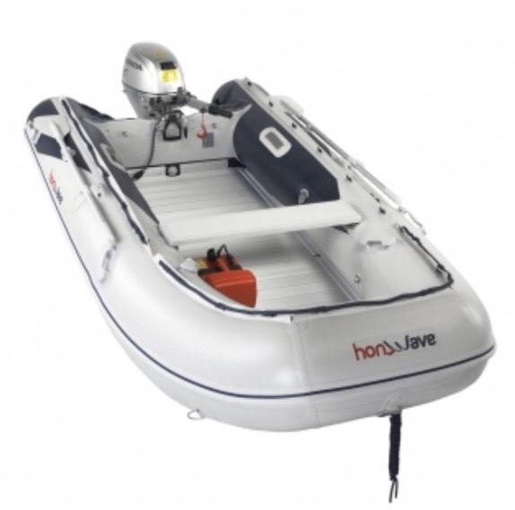30% Rabatt auf Honda Marine Motoren und Schlauchboote