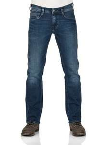 Jeansparty bei Jeans-Direct mit Jeans ab 34,95€ + 10% on top ab 3 Jeans, z.B. Mustang Herrenjeans Oregon