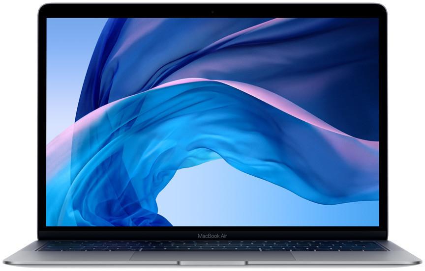 Apple MacBook Air + 1 Jahr Office 365 kostenlos dazu (QHD IPS 2.560 x 1.600, i5-8210Y, 128GB SSD, 8GB RAM, TouchID) [MRE82D/A]