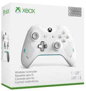Xbox One S Wireless Controller (Sport White Special Edition & Armed Forces II Camouflageoptik) + Crackdown 3 für je 74,77€ uvm (MS Store UK)