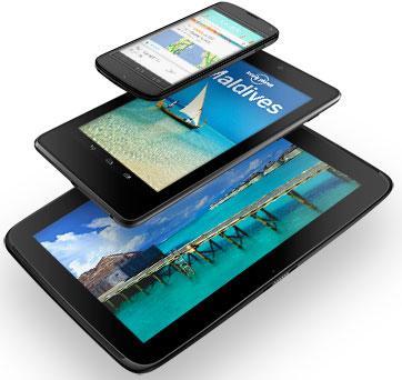 Nexus 4 + Nexus 10 im Vertrag (T-Mobile Netz!) - 34,95€ monatlich