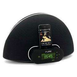 Pure Contour WLAN Internetradio mit iPod / iPhone- Dock @ Deltatecc