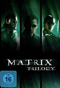 [iTunes] Matrix Trilogie in 4K Dolby Vision inkl. Dolby Atmos (Englisch)