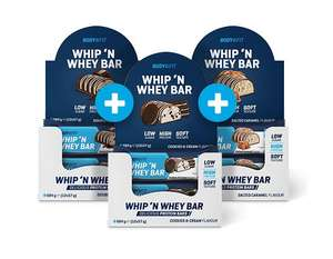 Whip'N Whey Bars - Kombideal + Groupon