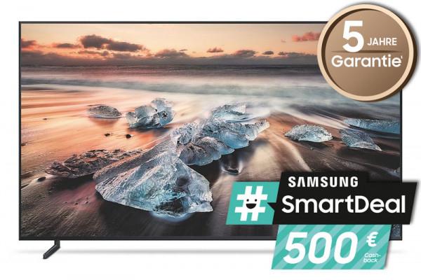 Samsung GQ75Q900R 8K QLED TV mit 75 Zoll