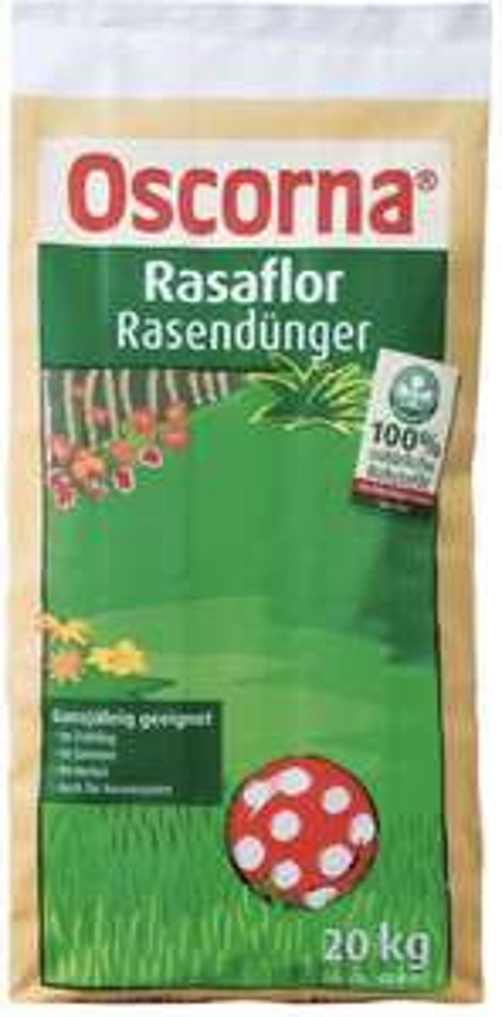Raiffeisenmarkt.de - Oscorna Rasendünger Dünger 20 kg